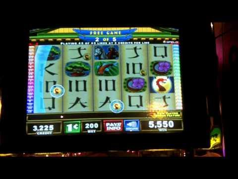 Spielo - Wild Orient Slot Bonus