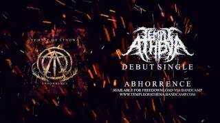Temple Of Athena - Abhorrence (Single Version)
