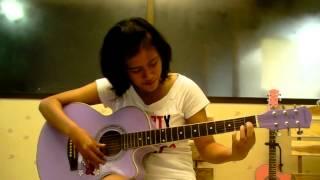 Sky Music Bangkae เรียนกีต้าร์ บางแค  - เมย์บี ( หนูมาลี )