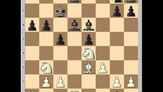 $5 million match 1992: Fischer vs Spassky #9