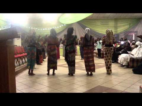 Ss3 Graduation 2014 Girls Hausa Dance