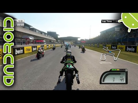 [60 FPS] MotoGP 14 | NVIDIA SHIELD Android TV (2015) | NVIDIA GRID [1080p]