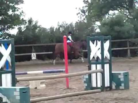 Me and Lyric Riding 05.09.09 (Incl. Blooper!) (17 ...