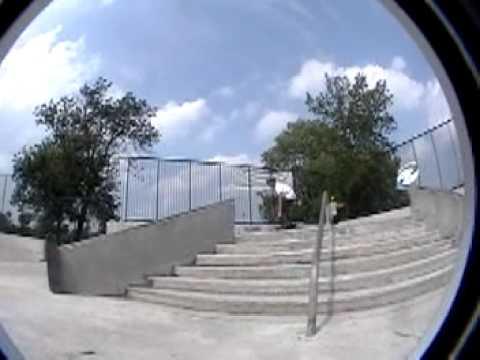 Onondaga Lake Skate Park Montage