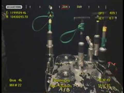 BP told to draft new oil well plan after seepage