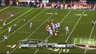 Kaleb Ramsey vs Nevada 2010 vs  (2010)