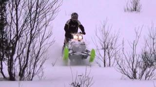 10. 2014 Skidoo Freeride with GGB Can