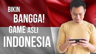 Video 5 Game Android Terbaik Asal Indonesia yang Paling Seru MP3, 3GP, MP4, WEBM, AVI, FLV Mei 2019