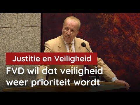 Hiddema vs Grapperhaus: Nederland weer veilig en rechtvaardig!