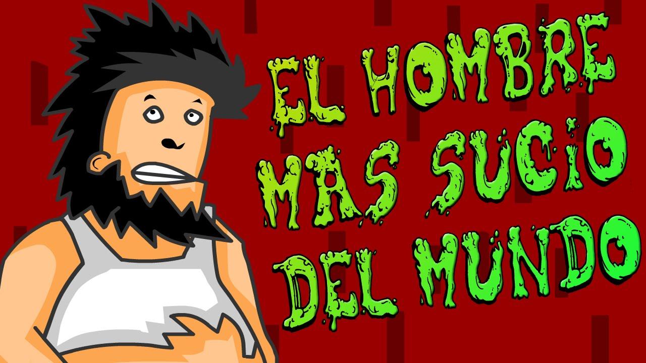 EL HOMBRE MAS SUCIO DEL MUNDO | HOBO