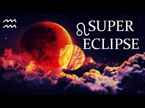 Blood Super Eclipse | JAN 21 | Crossing the Threshold - Healing
