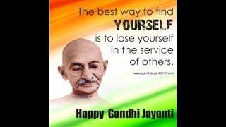 #Happy Gandhi Jayanti #Whatsapp Status Video