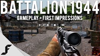 Nonton Battalion 1944   Gameplay And First Impressions Film Subtitle Indonesia Streaming Movie Download