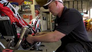 8. How to change gear box oil on a Beta Evo?