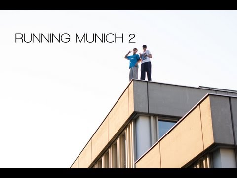 Free Running - CheckThis! Productions 2013 The 2nd part of RUNNING MUNICH -- this year with two athletes. Watch the video and discover more of Munich's fantastic parkour s...