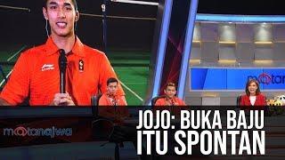 Video Mata Najwa Part 1 - Cerita Para Juara: Jojo: Buka Baju Itu Spontan MP3, 3GP, MP4, WEBM, AVI, FLV Maret 2019