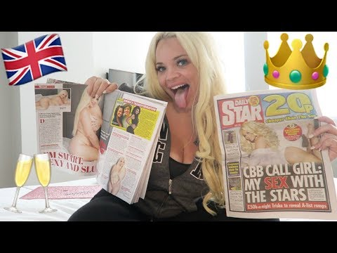 I'M THE NEW QUEEN OF ENGLAND! (видео)