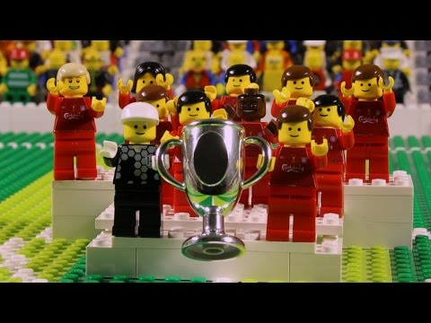 Liverpool's Miraculous Comeback In The Champions League Final 2005 | Brick-by-brick