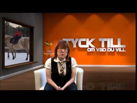 TYCK TILL om vad du vill: 3 april 2013 Maja Mella