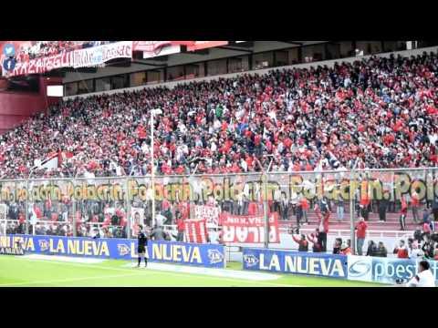 Independiente 0 - 1 San Lorenzo | hinchada - La Barra del Rojo - Independiente - Argentina - América del Sur