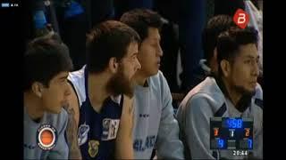CAN vs Calero  Libobásquet 2018  Finales  Tercer Partido Primer Tiempo