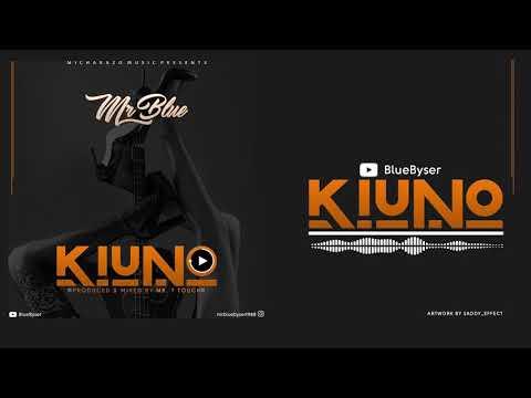 Mr Blue - KIUNO (Official Audio)