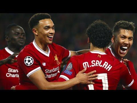 Torfestival: FC Liverpool schlägt AS Rom haushoch