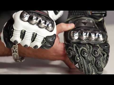 RevZillaTV - Dainese Full Metal RS Gloves Review http://www.revzilla.com/motorcycle/dainese-full-metal-rs-gloves The Dainese Full Metal RS glove sits at the top of the Da...