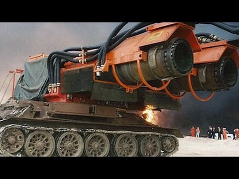 the big wind - il più grande carro armato antincendio mai costruito