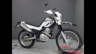 3. 2008  YAMAHA  XT250 - National Powersports Distributors
