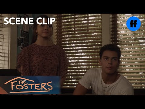 The Fosters 2.14 (Clip)