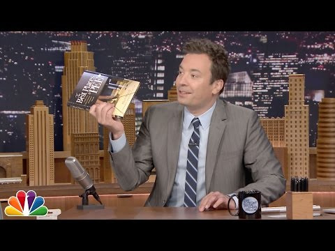 Jimmy Fallon Reveals All The Books You Should Not