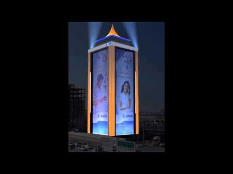 Korek Telekom Irak Lighting - Aydınlatio | Mimari Aydınlatma Tasarımı
