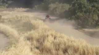 8. Polaris scrambler 850 at hollister hills