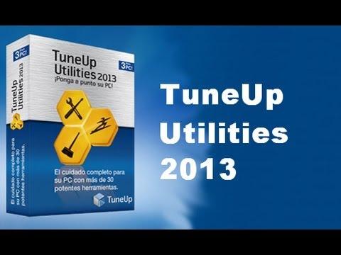 Descargar e Instalar TuneUp Utilities 2014 Full En Español Para