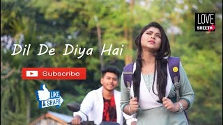 Video Dil De Diya Hai Jaan Tumhein Denge (Heart Touching Love Story) Latest Hindi Sad Songs,Till Watch End download in MP3, 3GP, MP4, WEBM, AVI, FLV January 2017