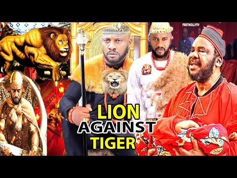 LION AGAINST TIGER complete full movie part1&2 (NEW MOVIE ) YULL EDOCHIE 2021 LATESTMOVIE NOLLYMAXTV