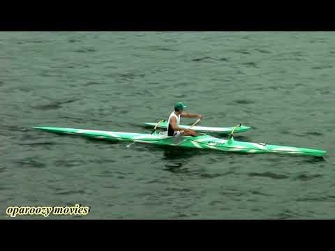 2018 Waka ama Nats Evening Time lapse W1 Paddle