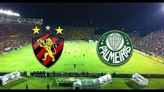 Sport x Palmeiras - Narração + Parciais Cartola FC