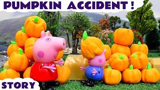 Pumpkin Accident