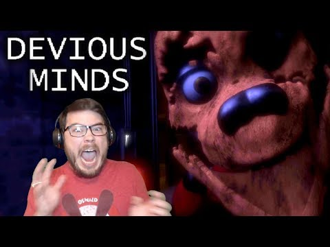 FNAF ANIMATRONIC WANTS TO BRING ME CHIPS?! | Five Nights At Freddy's: Devious Minds