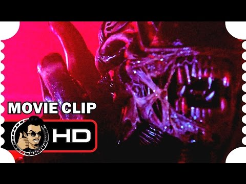 ALIENS Movie Clip - They Cut The Power (1986) Sci-Fi Horror Movie HD