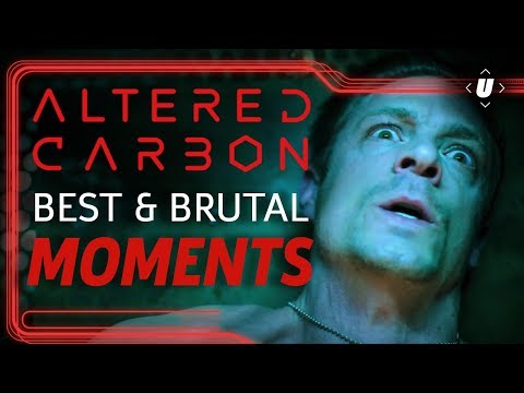 Altered Carbon - The Best & Most Brutal Moments Of Season 1!