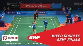 Download Video XD | C. ADCOCK/G. ADCOCK (ENG) vs ZHENG/HUANG (CHN) [4] | BWF 2018 MP3 3GP MP4