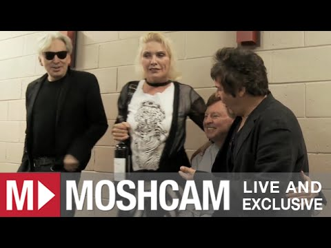 Road Test: Devo interview gets crashed by Blondie! | Moshcam