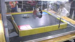Englebot Humperdink Vs Mowbot - Kilobots 4