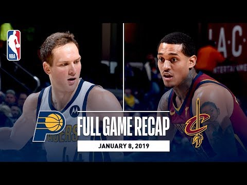 Video: Full Game Recap: Pacers vs Cavaliers | Young & Bogdanovic Lead IND
