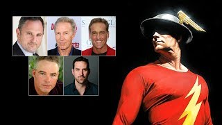 The Voices of Jay Garrick, aka, The Golden Age Flash (Updated)Which Is Your Favorite Jay Garrick Voice?For More Comparing The Voices - https://www.youtube.com/playlist?list=PLEX-pRIMnN4Dsnye8NVhEzt9d0TaZzeOERemember to Like/Comment/Subscribe