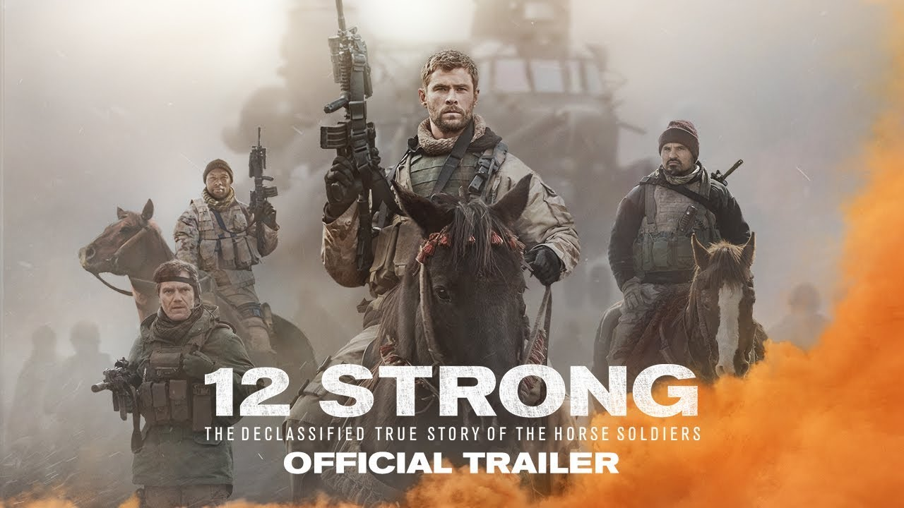 They Didn't Back Down in '12 Strong: The Declassified True Story of the Horse Soldiers' with Chris Hemsworth, Michael Shannon & More