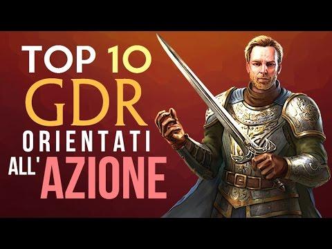 Top 10 Action RPG ● I migliori GDR orientati all'AZIONE degli ultimi 10 Anni
